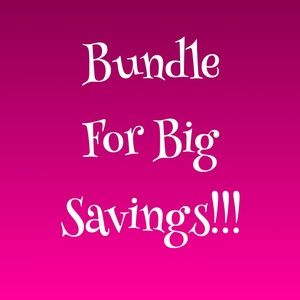 Bundle Up...for a Special Offer!